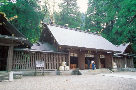 ②天安河原 天岩戸神社