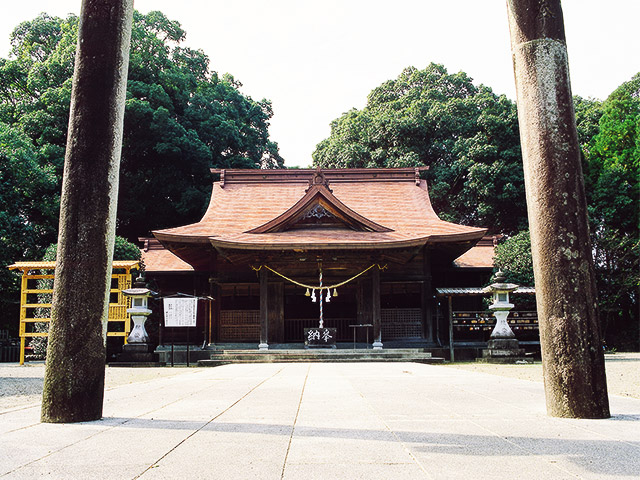 Tsuma shrine