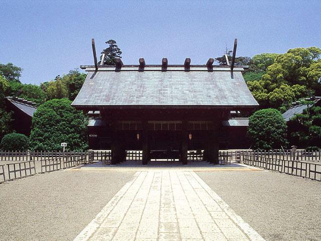 Miyazaki Jingu Shrine