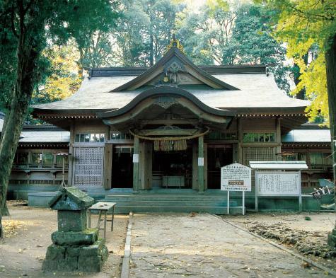 ⑤高千穂神社